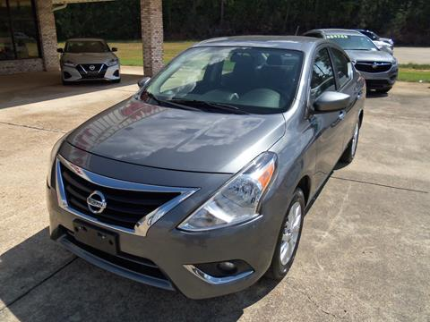 2018 Nissan Versa for sale in Summit, MS