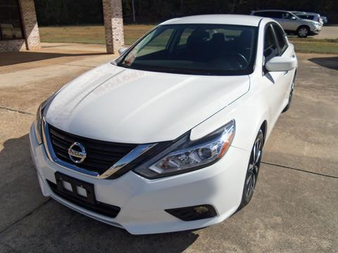 2018 Nissan Altima for sale in Summit, MS
