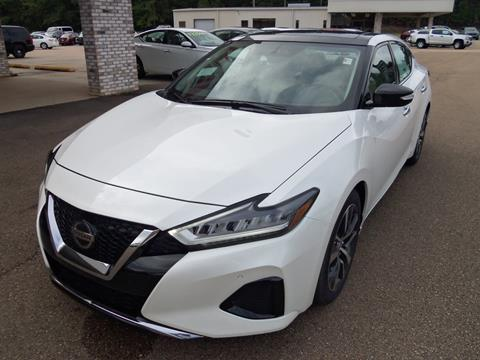2019 Nissan Maxima for sale in Summit, MS
