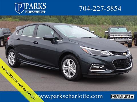 2018 Chevrolet Cruze for sale in Charlotte, NC