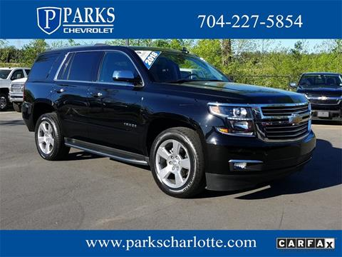 2018 Chevrolet Tahoe for sale in Charlotte, NC