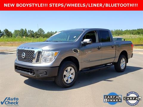 2017 Nissan Titan for sale in Charlotte, NC