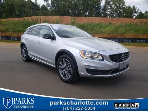 2017 Volvo V60 Cross Country for sale in Charlotte, NC