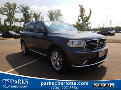 Parks Chevrolet Charlotte Nc >> Used Dodge For Sale in Charlotte, NC - Carsforsale.com®