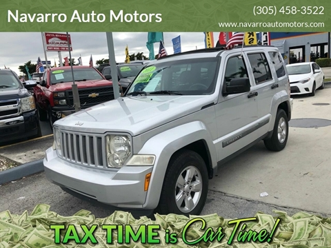 2011 Jeep Liberty for sale in Hialeah, FL