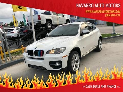 2010 BMW X6 for sale in Hialeah, FL