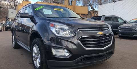 2016 Chevrolet Equinox for sale in Colorado Springs, CO