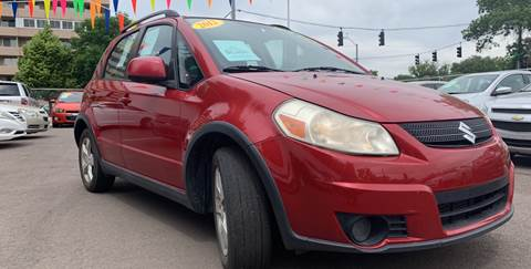 2012 Suzuki SX4 Crossover for sale in Colorado Springs, CO