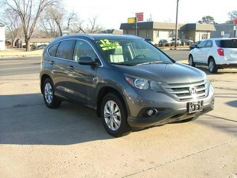 2012 Honda CR-V for sale in Topeka, KS