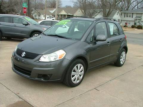 2010 Suzuki SX4 Crossover for sale in Topeka, KS