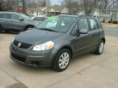 2010 Suzuki SX4 Crossover for sale in Topeka, KS