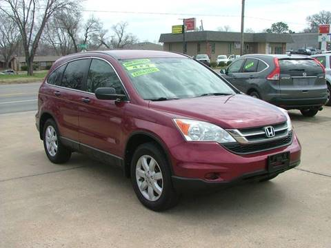 2011 Honda CR-V for sale in Topeka, KS