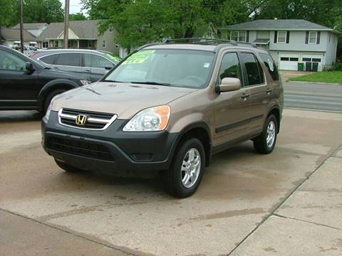 2004 Honda CR-V for sale in Topeka, KS
