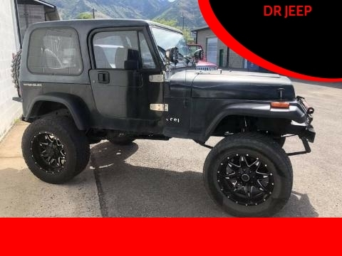 1993 Jeep Wrangler for sale in Provo, UT