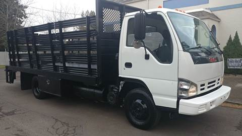 2006 GMC W4500 for sale in Milwaukie, OR