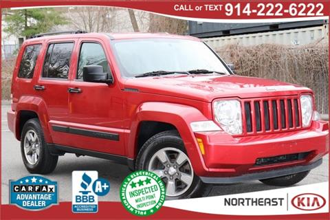 2008 Jeep Liberty for sale in White Plains, NY