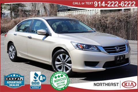 2014 Honda Accord for sale in White Plains, NY