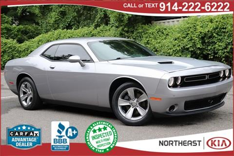 2016 Dodge Challenger for sale in White Plains, NY