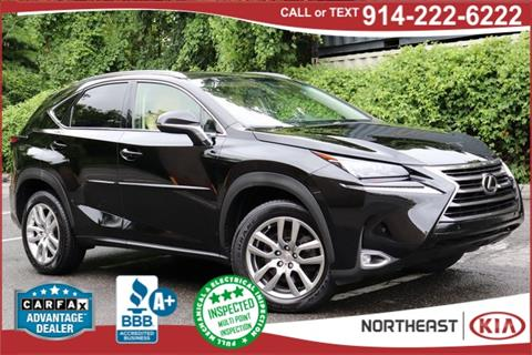 2015 Lexus NX 200t for sale in White Plains, NY