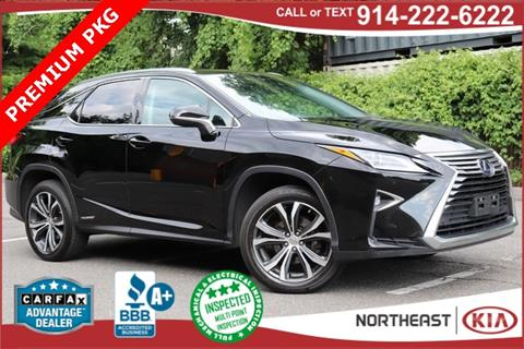2016 Lexus RX 450h for sale in White Plains, NY
