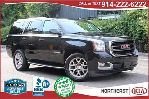 2016 GMC Yukon for sale in White Plains, NY