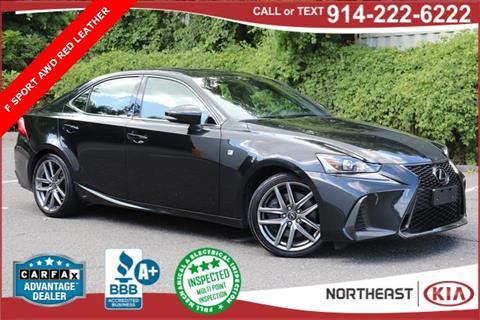 2017 Lexus IS 300 for sale in White Plains, NY