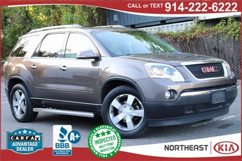 2012 GMC Acadia for sale in White Plains, NY