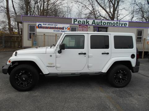2012 Jeep Wrangler Unlimited for sale in Bay Shore, NY