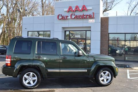 2011 Jeep Liberty for sale in Memphis, TN