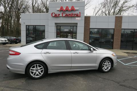 Mt Moriah Auto Sales >> Used Ford Fusion For Sale in Memphis, TN - Carsforsale.com®