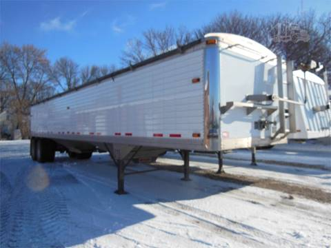 2010 Timpte 40' AG Hoppers for sale in Rolfe, IA