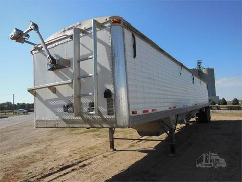 2010 Timpte 42',  standard hoppers for sale in Rolfe, IA