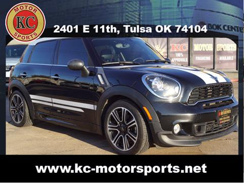 2014 MINI Countryman for sale at KC MOTORSPORTS in Tulsa OK