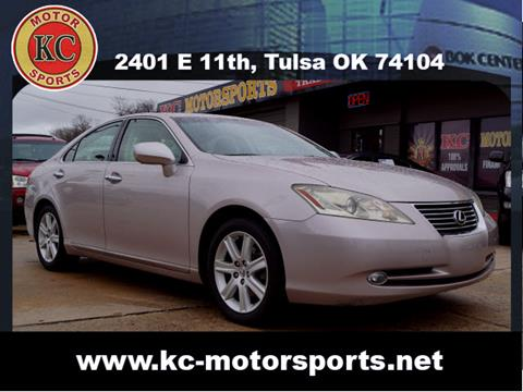 2007 Lexus ES 350 for sale at KC MOTORSPORTS in Tulsa OK