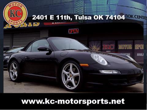 2005 Porsche 911 for sale in Tulsa, OK