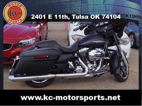 2014 Harley-Davidson FLHX for sale in Tulsa, OK