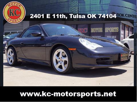 2003 Porsche 911 for sale in Tulsa, OK