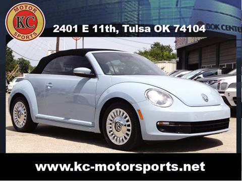 2014 Volkswagen Beetle for sale in Tulsa, OK
