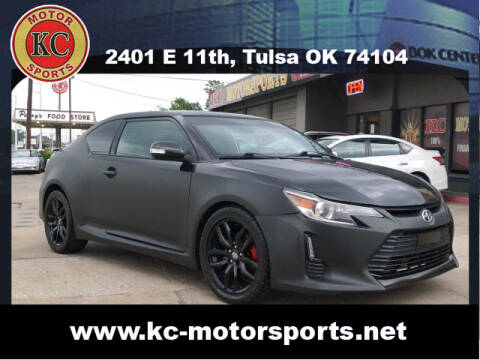 2014 Scion tC for sale at KC MOTORSPORTS in Tulsa OK