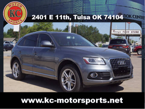 2013 Audi Q5 for sale at KC MOTORSPORTS in Tulsa OK