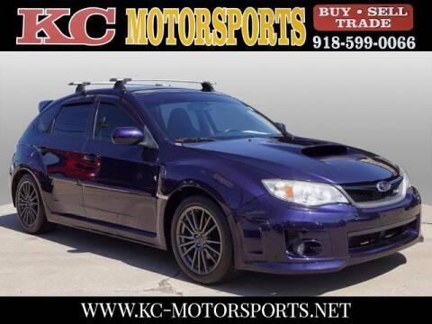 2014 Subaru Impreza for sale at KC MOTORSPORTS in Tulsa OK