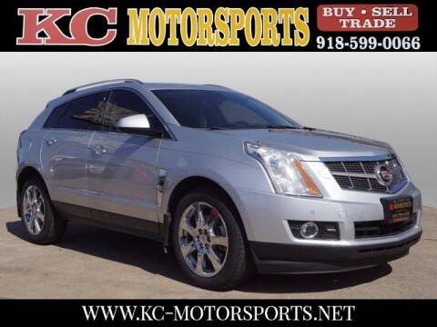 2011 Cadillac SRX for sale at KC MOTORSPORTS in Tulsa OK