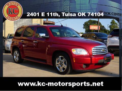 2011 Chevrolet HHR for sale at KC MOTORSPORTS in Tulsa OK