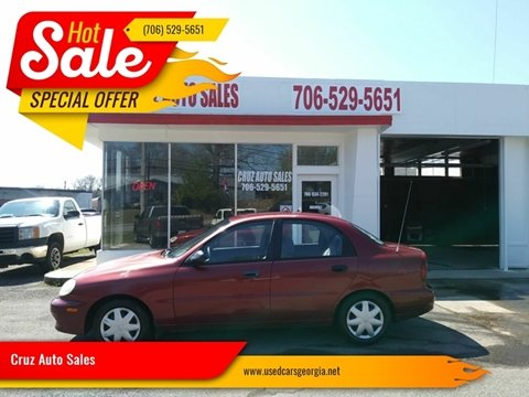 Used Daewoo Lanos For Sale In Old Bridge Nj Carsforsale Com