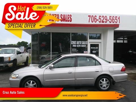 1999 Honda Accord for sale in Dalton, GA