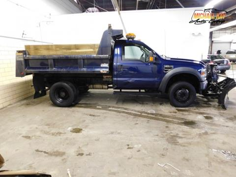 2010 Ford F-550 Super Duty for sale in Cleveland, OH