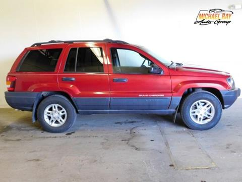2003 Jeep Grand Cherokee for sale in Cleveland, OH