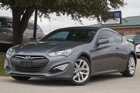2014 Hyundai Genesis Coupe for sale in Lewisville, TX