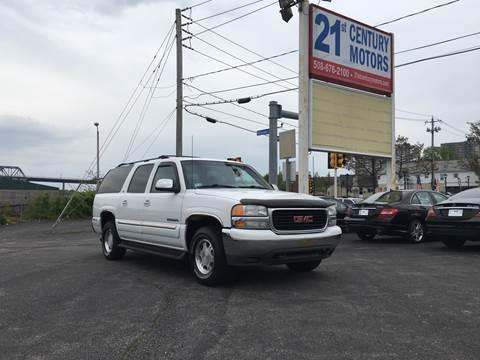 2001 GMC Yukon XL for sale in Fall River, MA