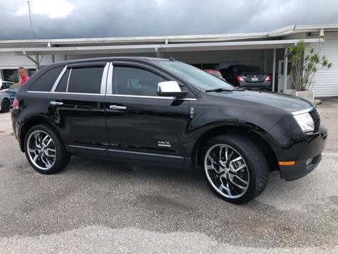 2008 Lincoln MKX for sale at My Value Car Sales in Venice FL
